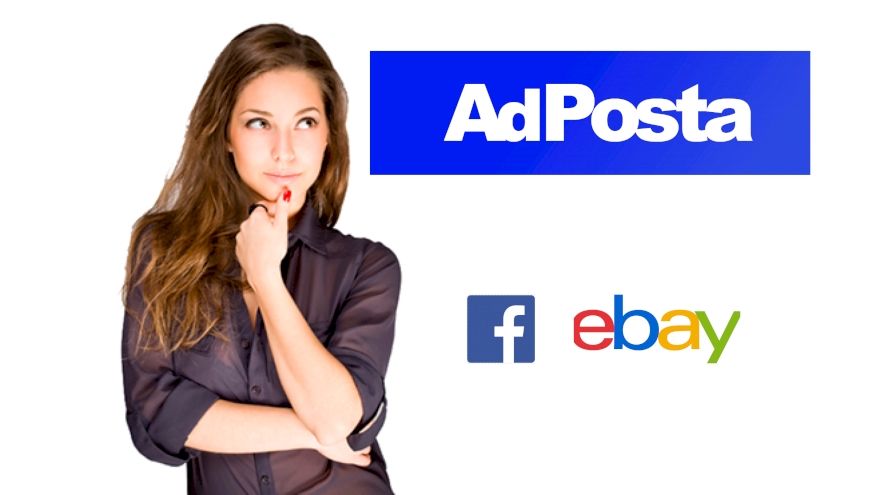 How AdPosta is better than Facebook and eBay classifieds?